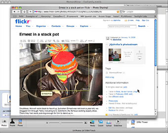 MemoryMiner: Flickr Upload: Learn how to upload directly to Flickr from ...